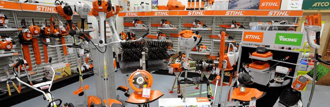 ROBERTSHAWS Stihl | Stihl chainsaws, brushcutters, Stihl